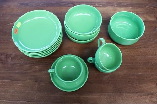 Friesland Happymix grün Set