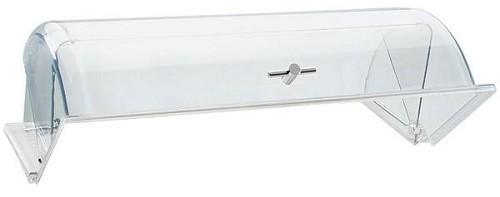 Rolltop-Haube GN 1/2 32,5 x 26,5 cm, H: 15 cm