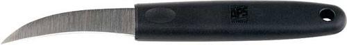 Tourniermesser 7,5 cm, gebogene Klinge