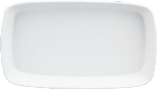 1011/weiß Gratinplatte 27 cm