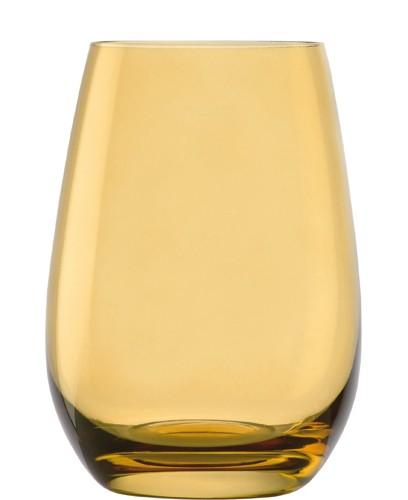 ELEMENTS Becher 465 ml. bernstein