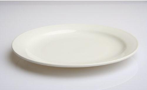 Basic Teller flach Fahne 25,5 cm