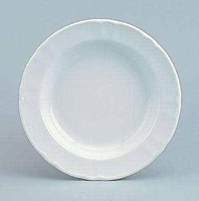 798/weiß Teller tief, F. 20 cm (A)