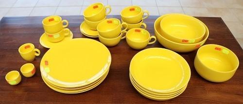 Friesland Happxmix gelb Set
