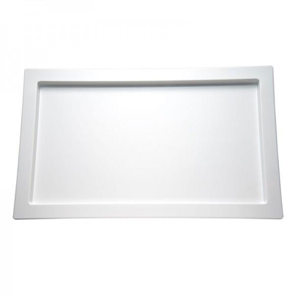 "Melamin GN-Tablett ""Frames"" 1/2-20 mm"