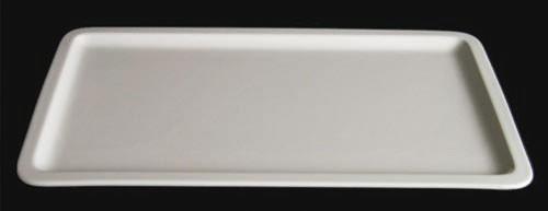 Porzellan GN-Schale 1/1-20mm, weiß