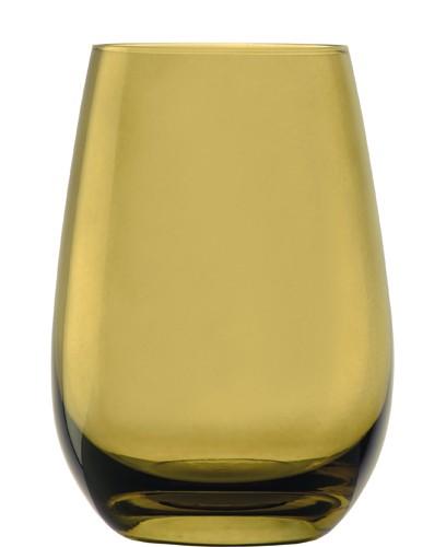 ELEMENTS Becher 465 ml. oliv