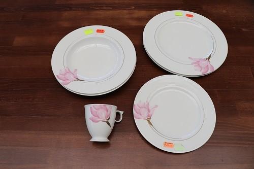 Bone China New Balance pink Set