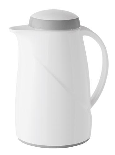 HELIOS Isolierkanne Wave Mini 0,6 l weiß