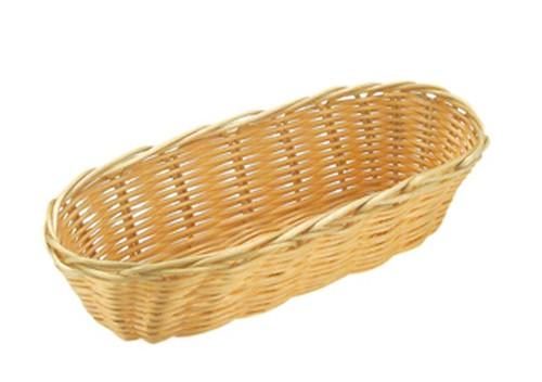 """Brot- und Obstkorb oval """"BASIC"""" 36 x 15 cm"""