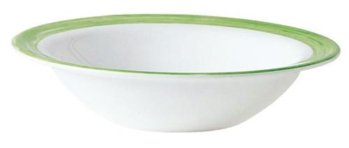Brush grün, Schälchen 12 cm
