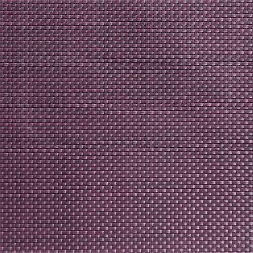 Tischset Violett, 45x33 cm, PVC Schmalband