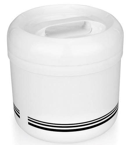 Eiswürfeleimer 4 ltr. weiß