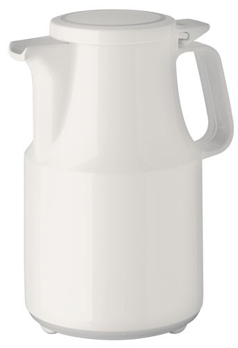 HELIOS Isolierkanne Thermoboy 0,6 lt., weiß
