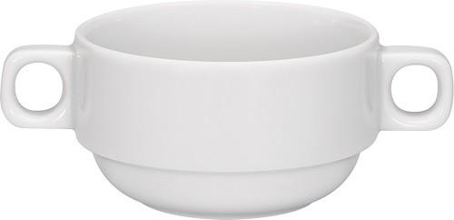 898/weiß Suppen-Obertassse 0,26