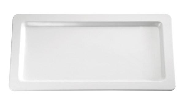 Melamin GN-Tablett Apart 1/2-25 mm