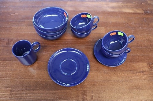 Friesland Happymix dunkelblau Set