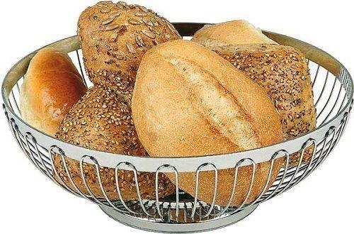 Brot-/Obstkorb rund Ø 17,5 cm, H: 7 cm