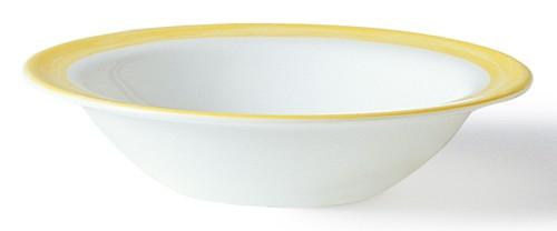 Brush gelb, Schälchen 12 cm