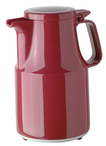HELIOS Isolierkanne Thermoboy 0,6 ltr. rot