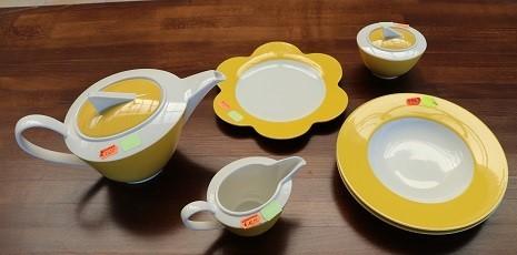 Wonderful World yellow Set