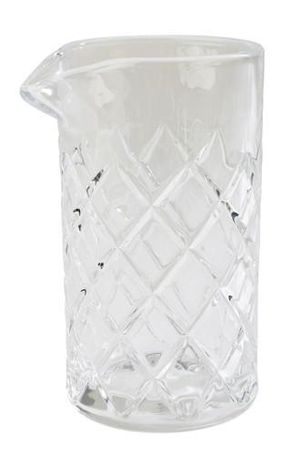 Rührglas m. Lippe 0,5 ltr.