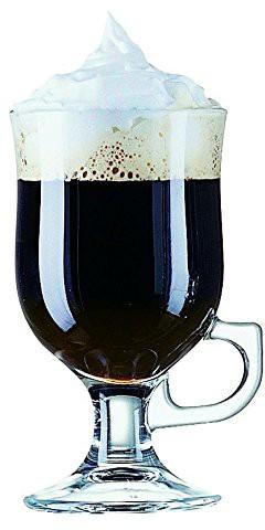 Stielglas Irish Coffe 24 cl, m. Henkel