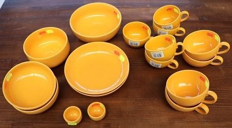 Friesland Happymix orange Set