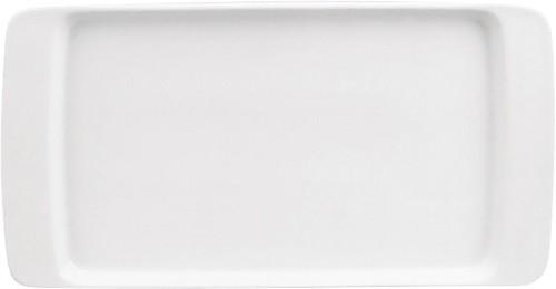 898/weiß Platte, 23 cm