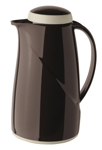 HELIOS Isolierkanne Wave S+ 1,0 ltr. cappuccino