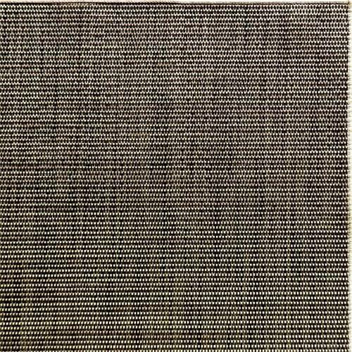 Tischset Tao grau/beige, 45x33 cm, PVC Feinband