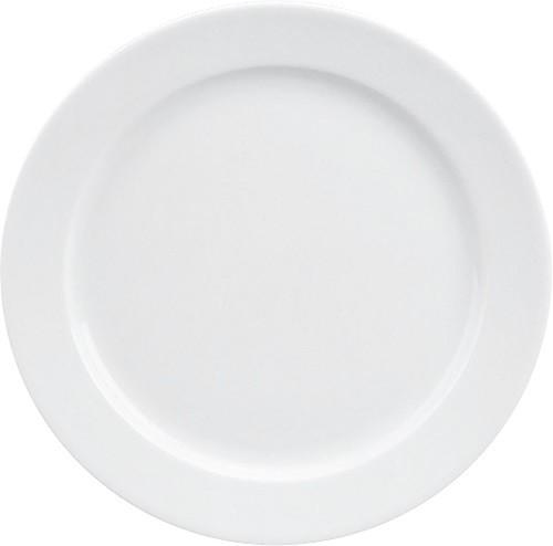 898/weiß Teller flach Fahne 31 cm