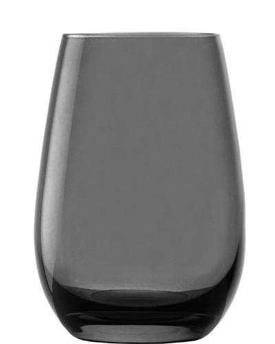 ELEMENTS Becher 465 ml. rauchgrau
