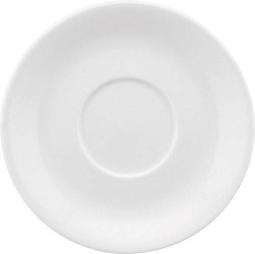 98/weiß Untertasse 0,6 ltr, 19,3 cm