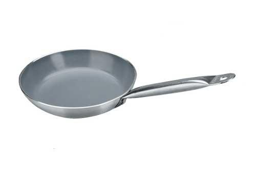 Lacor Alu-Pfanne 22 cm, Eco-Chef, induktionsfähig