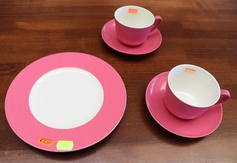 Wonderful World pink Set