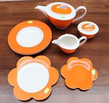 Wonderful World orange Set